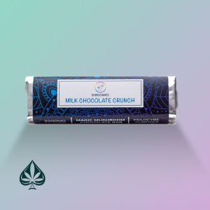 Buy Shroomies Milk CHocolate Cruch Bar