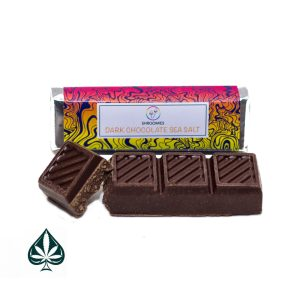 Buy Shroomies Sea Salt Dark Chocolate Bar Online