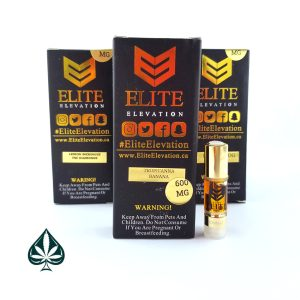 Tropicanna Banana 600MG Cartridge By Elite Elevation