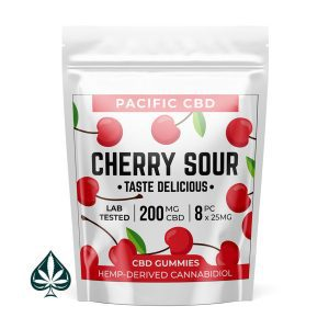 Buy Pacific CBD Cherry Edibles Online