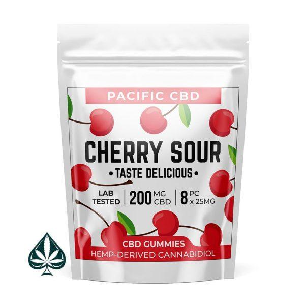 Buy Pacific CBD Cherry Edibles Online
