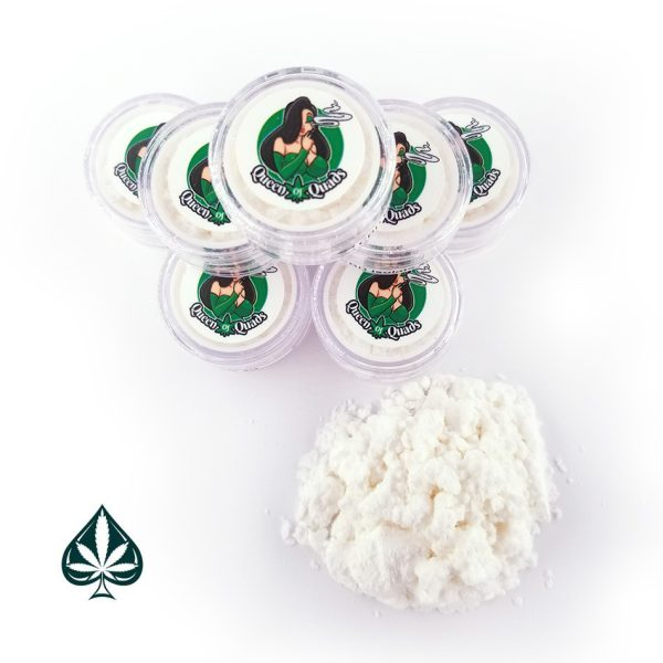 PURE CBD ISOLATE By Queen Of Quads