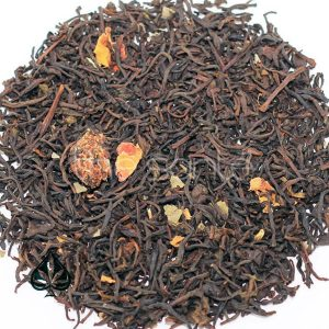 magic mushroom raspberry black tea