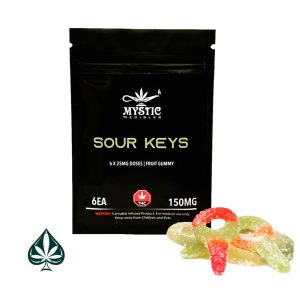 buy sour keys mystic medibles