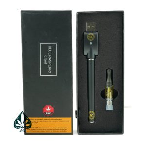 Blue Raspberry Indica 0.5ML Vape Kit By So High Extracts