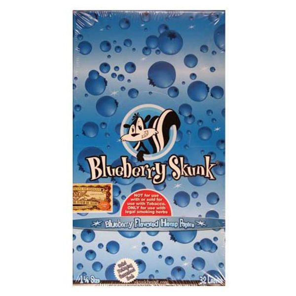 Buy Blueberry Skunk Rolling Paper
