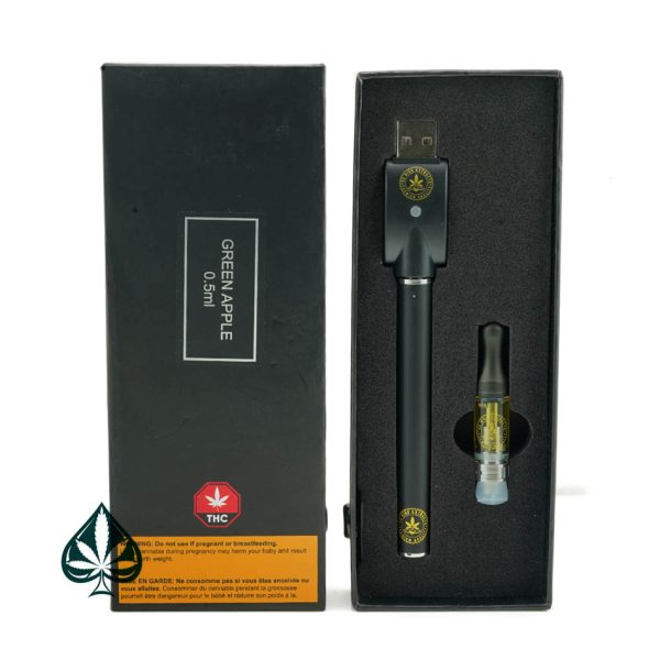 Green Apple Sativa 0.5ML Vape Kit By So High Extract