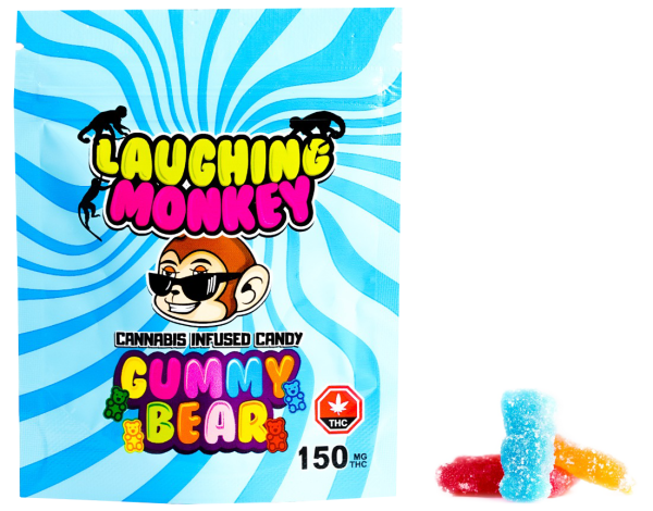 Buy Gummy Bears by Laughing Monkey