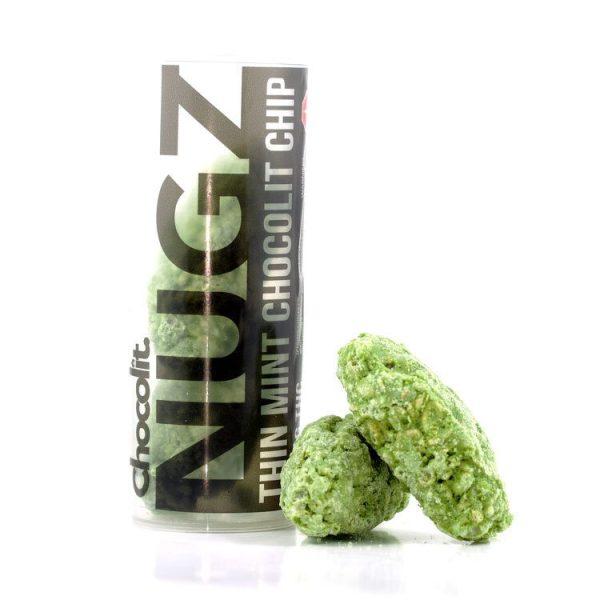 Buy THIN MINT CHOCOLIT CHIP 200MG THC NUGZ By Chocolit