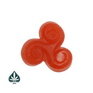buy strawberry high dose cannabis gummies