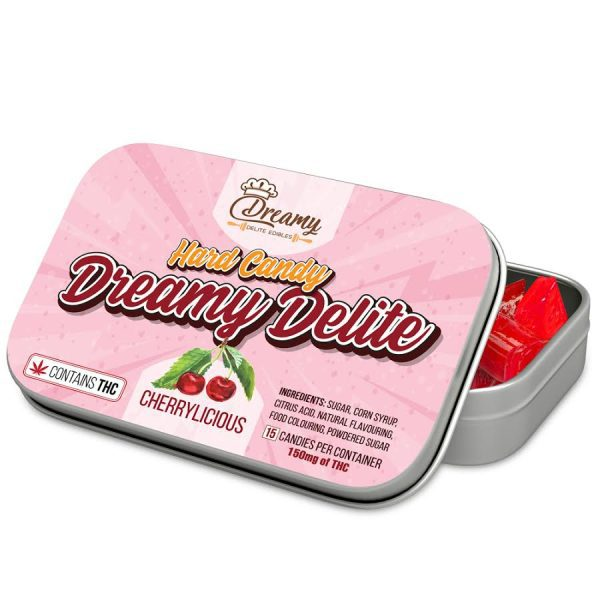 Dreamy Delite Cherry Stoney Rancher