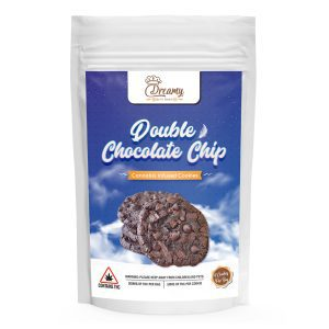 Dreamy Delite Double Chocolate Chip Canna Cookies