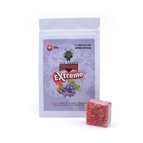 Buy Green Samurai Grape Gummy
