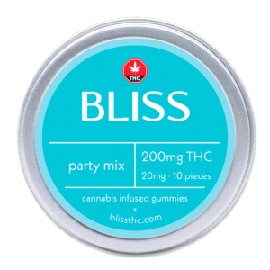 Bliss Party Mix 200MG