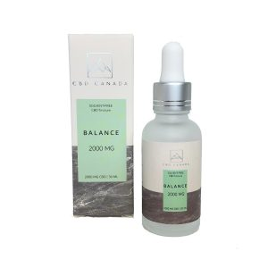 Buy Balance 2000mg CBD Tincture by CBD Canada