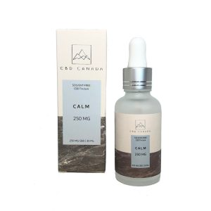 Buy Calm 250mg CBD Tincture by CBD Canada