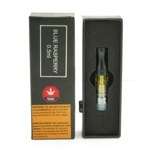 Buy Blue Raspberry Indica Cartridge By So High Extracts