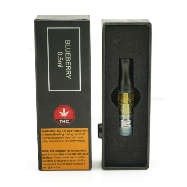Buy Blueberry Indica Cartridge By So High Extract