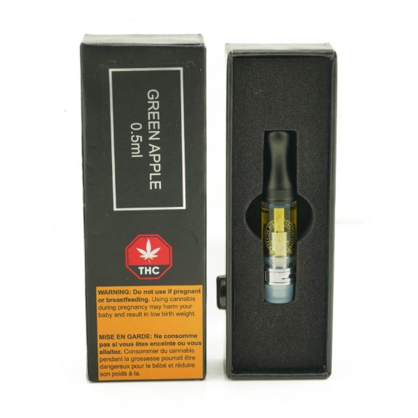 Buy Green Apple Sativa Cartridge By So High Extracts