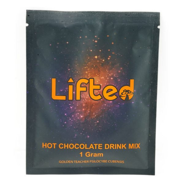 Psilocybe Cubensis Hot Chocolate Mix By Lifted