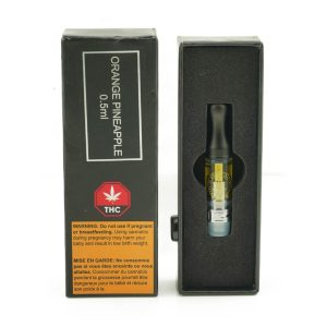 Buy Orange Pineapple Sativa Cartridge By So High Extracts