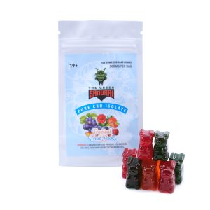 BUy Tropical Fruit Pack 500MG CBD By The Green Samurai