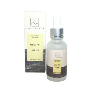 Buy Uplift 500mg CBD Tincture by CBD Canada