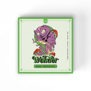 Buy Dark Chocolate 3G Psilocybin Chocolate Bar By Wonder