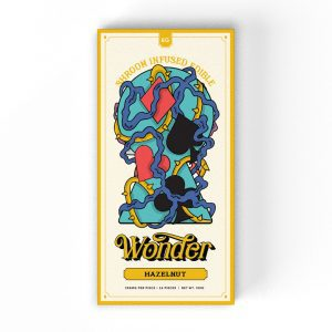 Buy Hazelnut 6G Psilocybin Chocolate Bar By Wonder