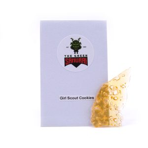 Girl Scout Cookies Shatter By The Green Samurai
