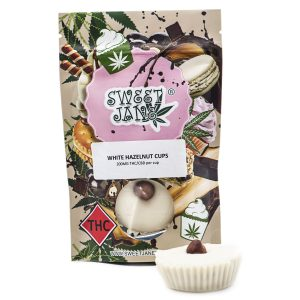 buy CBD White Hazelnut Cup 200mg THC By Sweet Jane