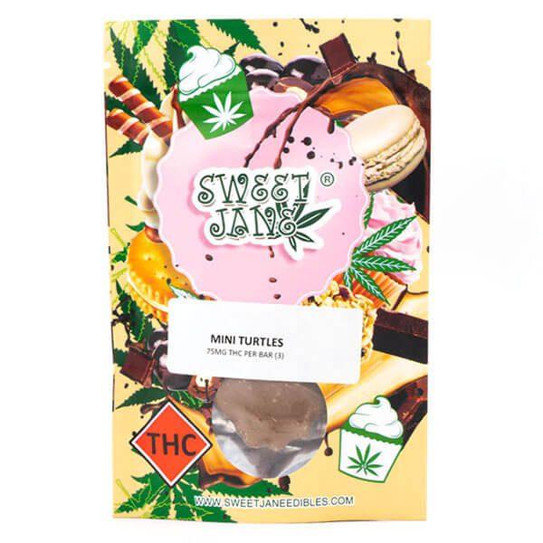 Mini Turtles 225mg THC By Sweet Janes